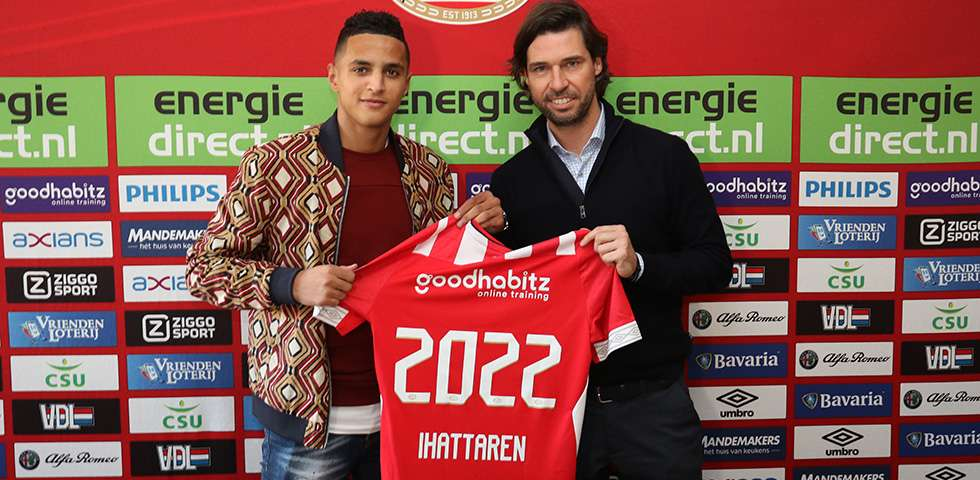 Officiel : Le PSV prolonge son prodige Ihattaren