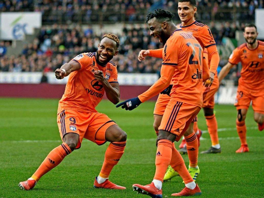 OL : Moussa Dembélé reçoit une préselection en équipe de France A