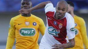 Officiel : Naldo quitte l'AS Monaco