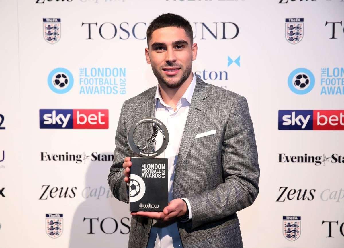 Les lauréats des London Football Awards 2019