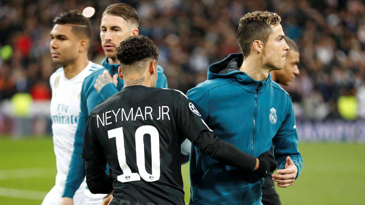 Neymar évoque le Real Madrid !
