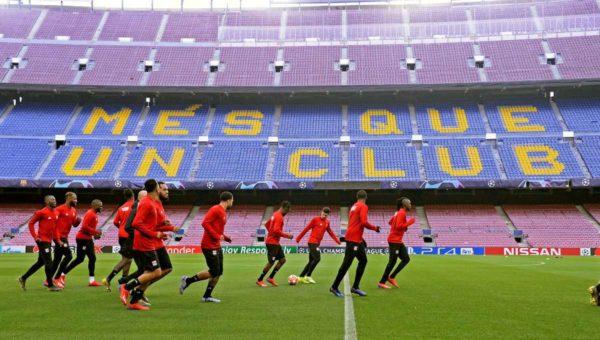 Le Barça se méfie de l'OL !