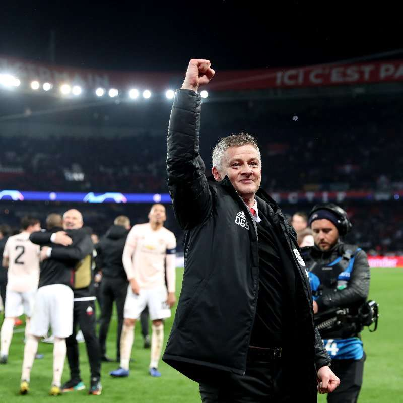 Manchester United : Lukaku est sûr que Solskjaer va rester
