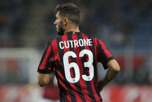 Le Milan AC fixe le prix de Patrick Cutrone