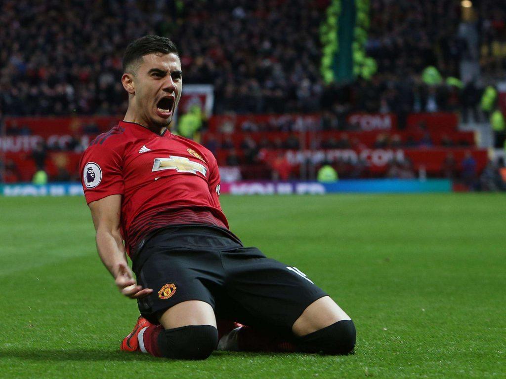 Manchester United va prolonger Andreas Pereira