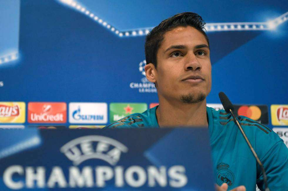 Le Real bloque encore Varane