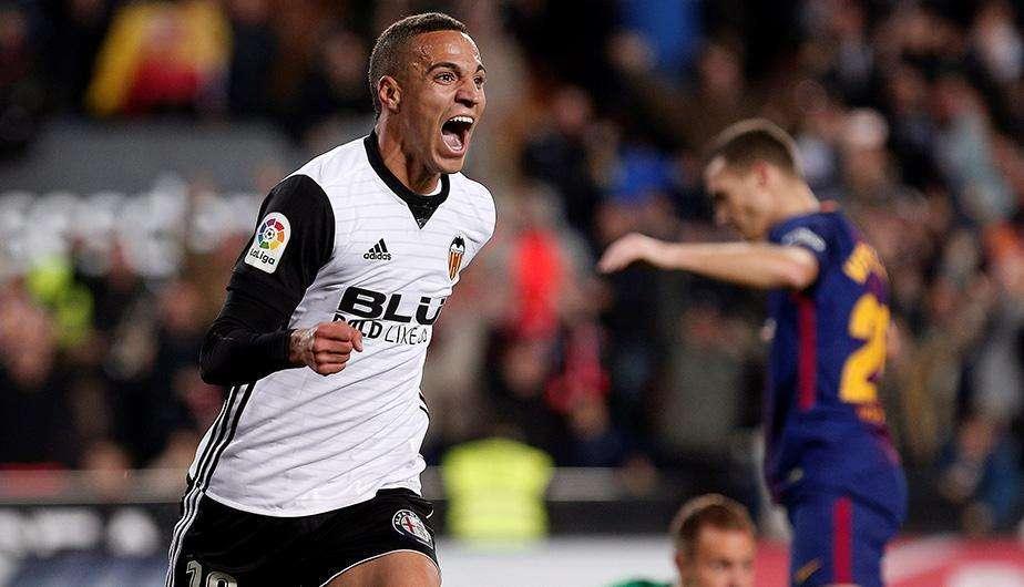Le FC Barcelone se penche sur un buteur espagnol