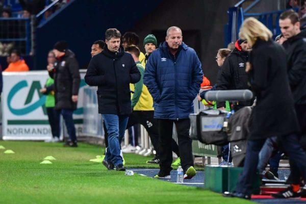 Caen : Rolland Courbis devient l'entraîneur numéro un