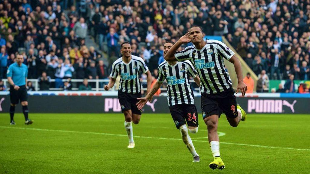 Salomon Rondon veut rester à Newcastle
