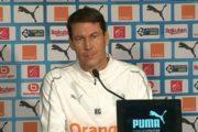 OL : Rudi Garcia a été reçu
