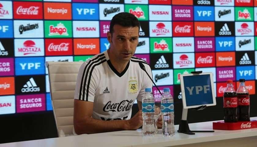 Argentine : Lionel Scaloni évoque le retour de Leo Messi en sélection
