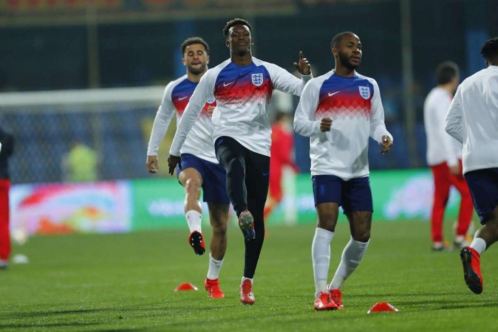 Angleterre : plusieurs joueurs victimes de racisme au Monténégro