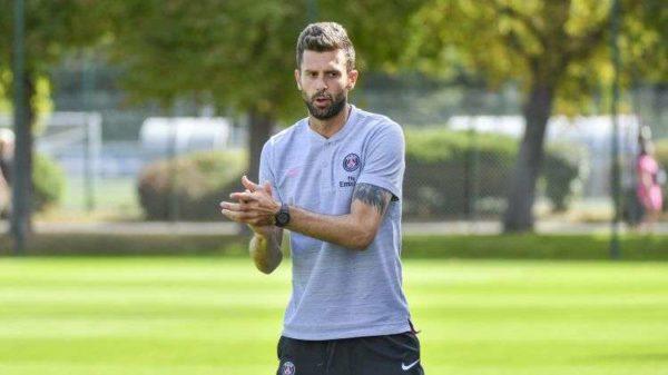 Officiel : Thiago Motta quitte le PSG