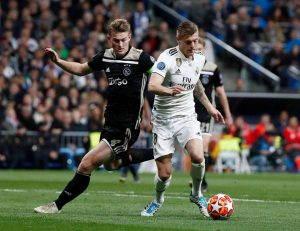 Manchester United cible un taulier du Real Madrid