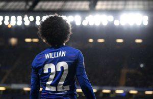Chelsea : le dossier Willian bientôt bouclé ?
