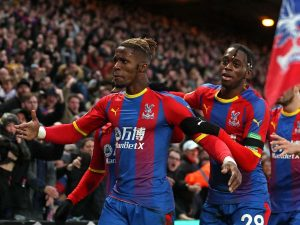 Manchester United : Wilfried Zaha comme plan B