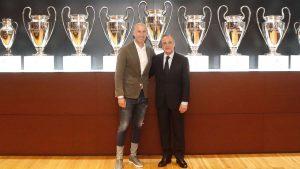 Real Madrid : contrat record avec Adidas !