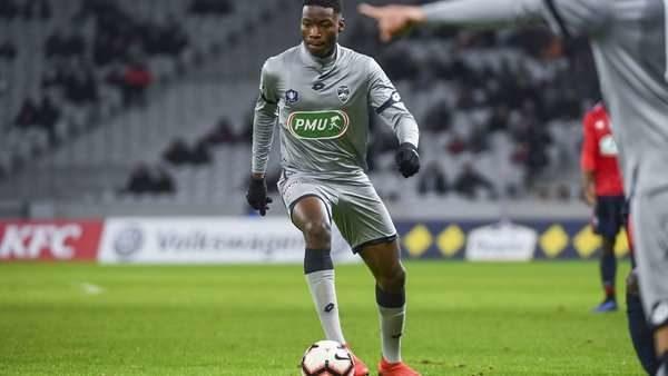 L'Inter piste un talent de Ligue 2