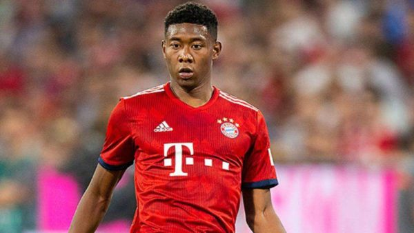 Bayern Munich : Alaba évoque son avenir