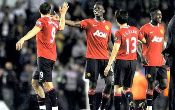 Dimitar Berbatov raconte comment Paul Pogba l'impressionnait à Manchester