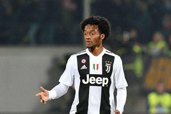 La Juventus veut prolonger son ailier Colombien