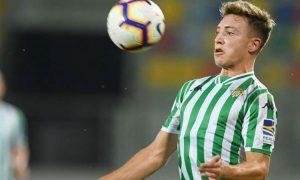 Officiel : Le Betis Seville prolonge Guerrero