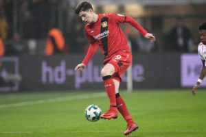 Manchester United se lance sur la pépite Kai Havertz