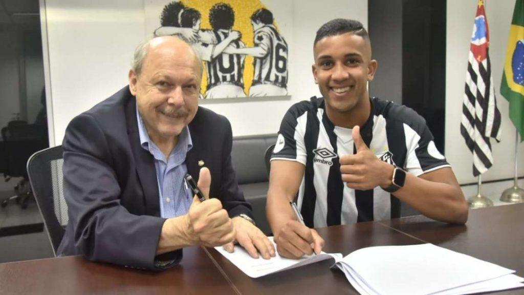 Officiel : Jorge retourne au Brésil