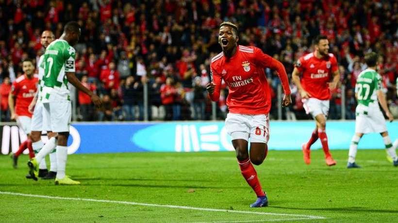Benfica a tranché pour ses jeunes