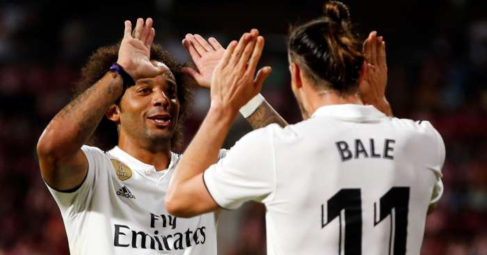 Zidane veut garder Marcelo et vendre Bale !