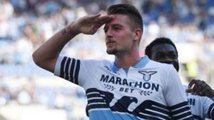 La Lazio veut discuter avec Milinkovic-Savic