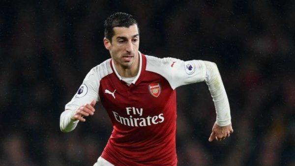 Arsenal a choisi pour Mkhitaryan