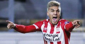 La Juventus cible un jeune attaquant néerlandais