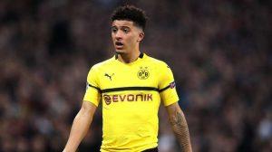 Dortmund : Jadon Sancho refuse une offre d'un club anglais