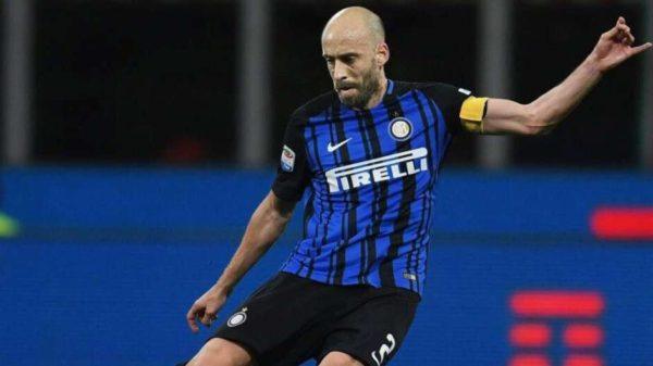 Inter Milan : trois touches en Espagne pour Borja Valero
