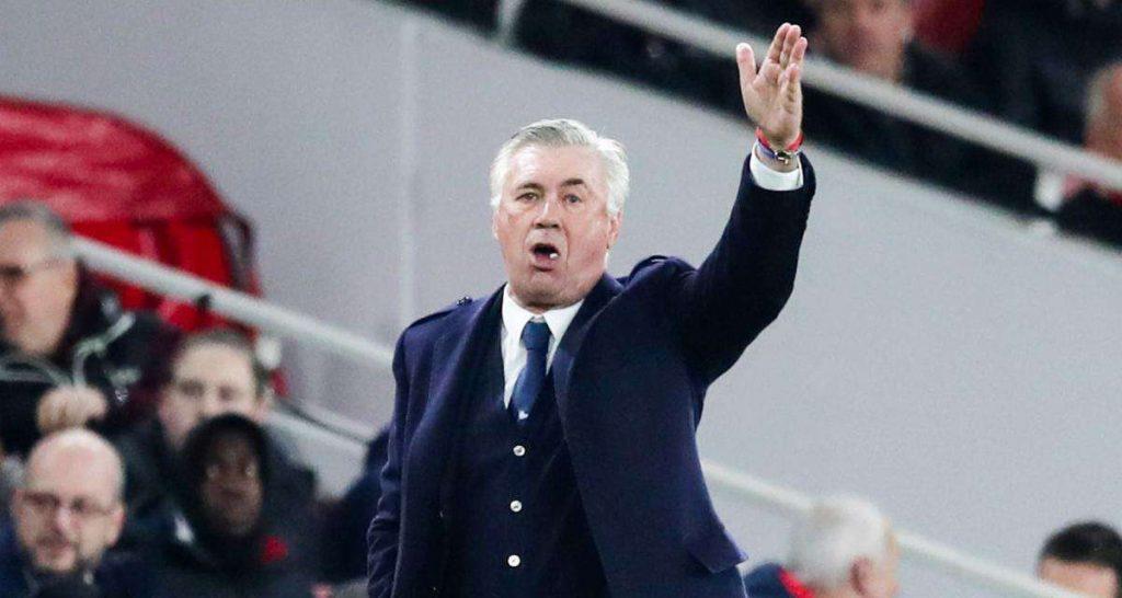 Carlo Ancelotti sait comment renverser Arsenal