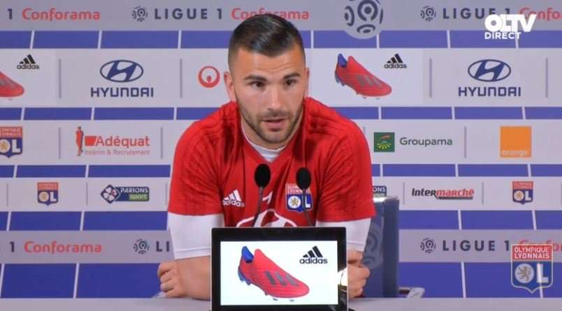 OL : Anthony Lopes commente le départ de Genesio