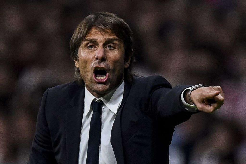 Antonio Conte n'entraînera pas l'AS Roma tout de suite