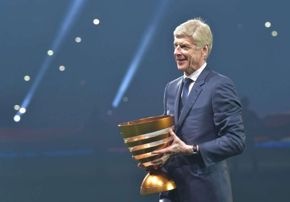 Arsène Wenger veut entrainer à nouveau