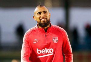 FC Barcelone  : une bonne nouvelle pour Arturo Vidal ?