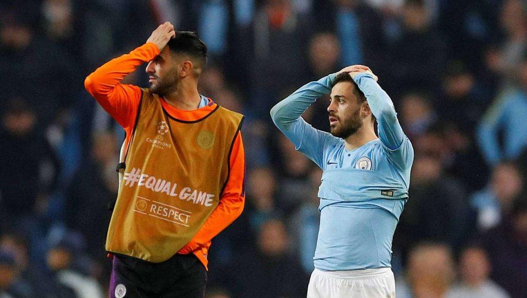 Ligue des Champions : Bernardo Silva se doutait que le but serait refusé