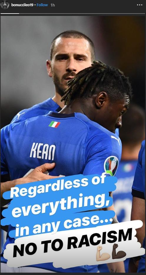 Cris racistes : Blaise Matuidi et Moïse Kean soutenus par le monde du foot