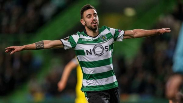 Man United : accord pour Bruno Fernandes !