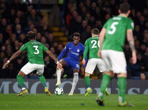 Chelsea reprend les discussions avec Hudson-Odoi