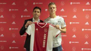 Officiel : premier contrat pro pour Raatsie à l'Ajax