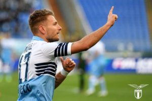 Lazio : opération blindage pour Ciro Immobile ?