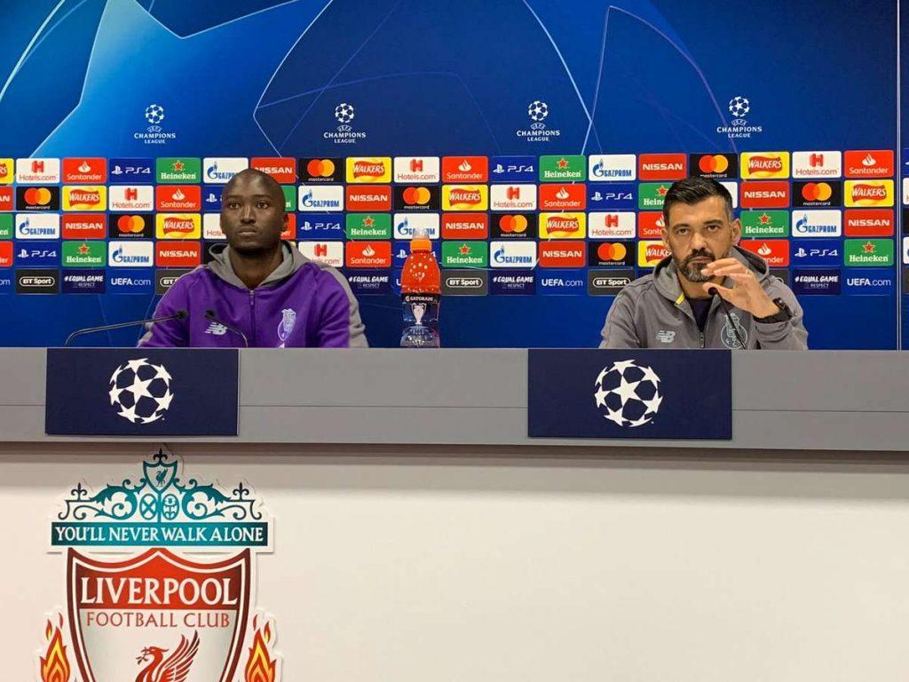 FC Porto : des Dragons ambitieux avant d'affronter Liverpool