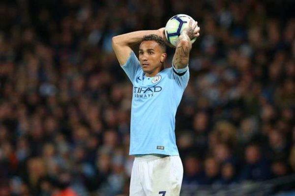 Man City veut inclure Danilo dans le dossier Joao Cancelo