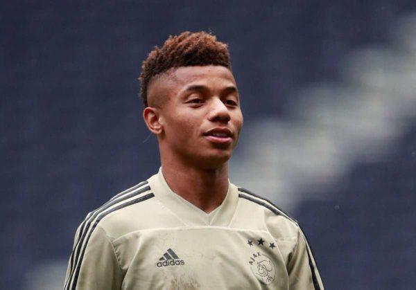 Ajax : David Neres pose une condition pour prolonger