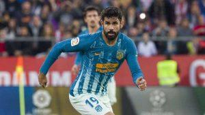 Atletico : un club anglais fait le forcing pour Diego Costa
